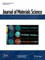 Journal of Materials Science 3/2018