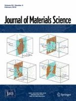Journal of Materials Science 4/2018