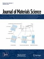 Journal of Materials Science 1/2019