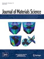 Journal of Materials Science 13/2019