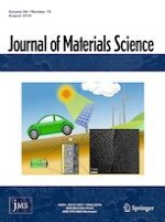Journal of Materials Science 15/2019