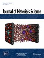 Journal of Materials Science 3/2019