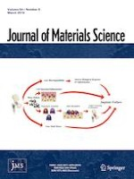 Journal of Materials Science 5/2019