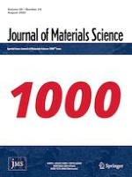 Journal of Materials Science 24/2020