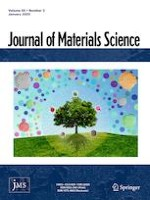 Journal of Materials Science 3/2020