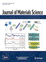Journal of Materials Science 34/2020
