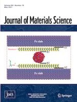 Journal of Materials Science 15/2021
