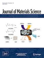 Journal of Materials Science 16/2021