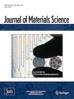 Journal of Materials Science 20/2021