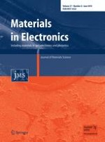 Journal of Materials Science: Materials in Electronics 6/2010