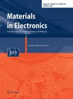 Journal of Materials Science: Materials in Electronics 10/2014