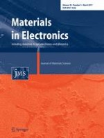 Journal of Materials Science: Materials in Electronics 5/2017