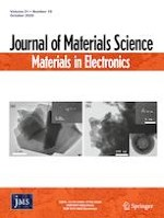 Journal of Materials Science: Materials in Electronics 19/2020