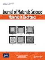 Journal of Materials Science: Materials in Electronics 23/2020