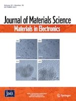 Journal of Materials Science: Materials in Electronics 19/2021