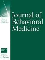 Journal of Behavioral Medicine 3/2003