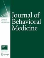 Journal of Behavioral Medicine 6/2005