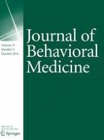 Journal of Behavioral Medicine 5/2014