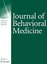 Journal of Behavioral Medicine 3/2015