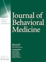 Journal of Behavioral Medicine 6/2019