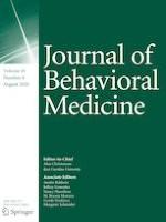 Journal of Behavioral Medicine 4/2020