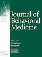 Journal of Behavioral Medicine 2/2021