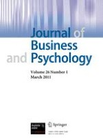 Journal of Business and Psychology 1/2011