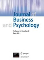 Journal of Business and Psychology 2/2011