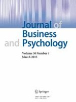 Journal of Business and Psychology 1/2015