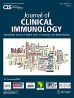 Journal of Clinical Immunology 4/2018