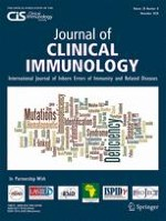 Journal of Clinical Immunology 8/2018