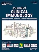 Journal of Clinical Immunology 1/2020