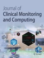 Journal of Clinical Monitoring and Computing 2/1999
