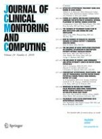 Journal of Clinical Monitoring and Computing 6/2010