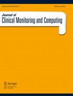 Journal of Clinical Monitoring and Computing 1/2012