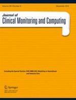 Journal of Clinical Monitoring and Computing 6/2014