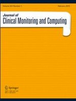 Journal of Clinical Monitoring and Computing 1/2015
