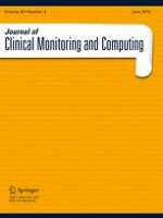 Journal of Clinical Monitoring and Computing 3/2015