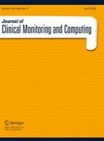 Journal of Clinical Monitoring and Computing 2/2016