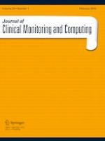 Journal of Clinical Monitoring and Computing 1/2019