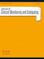 Journal of Clinical Monitoring and Computing 3/2019