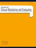 Journal of Clinical Monitoring and Computing 2/2020