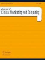 Journal of Clinical Monitoring and Computing 3/2020