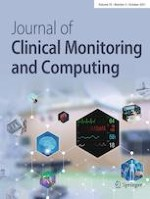 Journal of Clinical Monitoring and Computing 5/2021