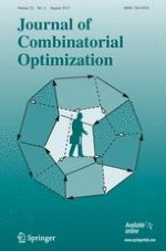 Journal of Combinatorial Optimization 2/2013