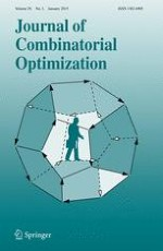 Journal of Combinatorial Optimization 1/2015