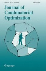 Journal of Combinatorial Optimization 2/2016