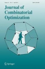 Journal of Combinatorial Optimization 3/2017