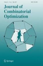 Journal of Combinatorial Optimization 4/2017