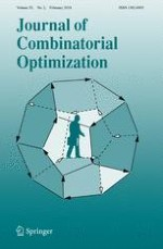 Journal of Combinatorial Optimization 2/2018